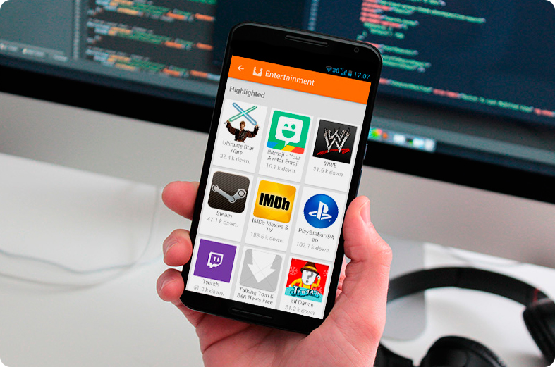 The best apps you can get are on Aptoide. Here's why.