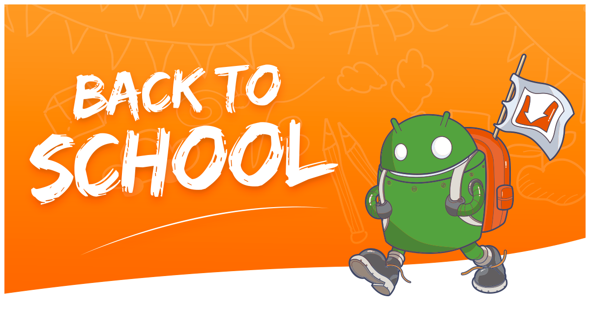 Top 10 Back 2 School Apps