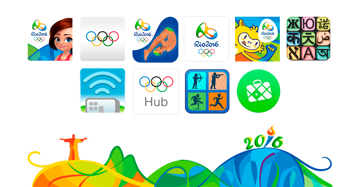 Olympic Games Rio 2016: The 10 Must-Have Apps