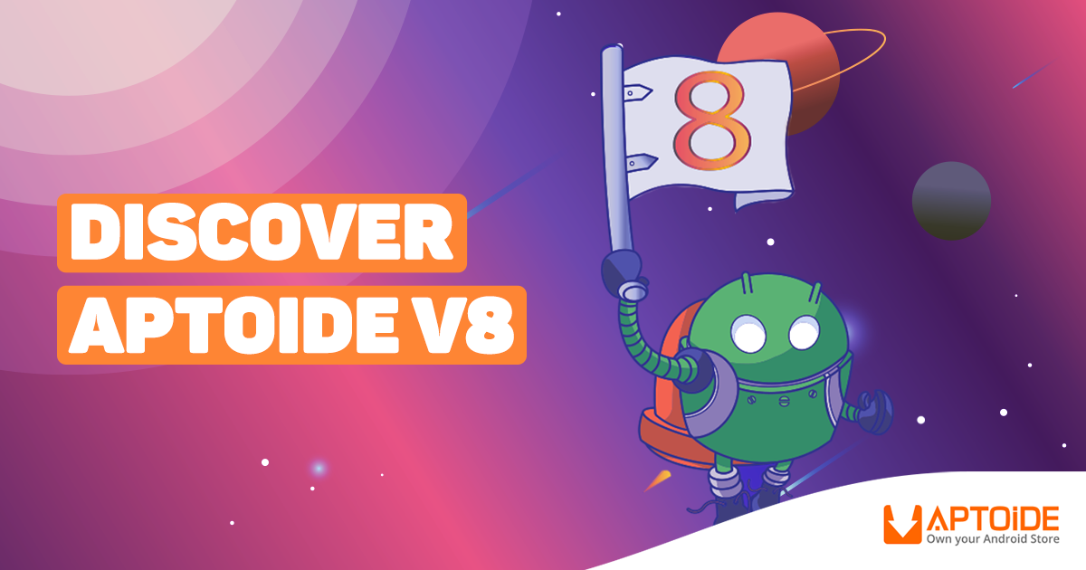 The Brand New Aptoide V8 Out Now!