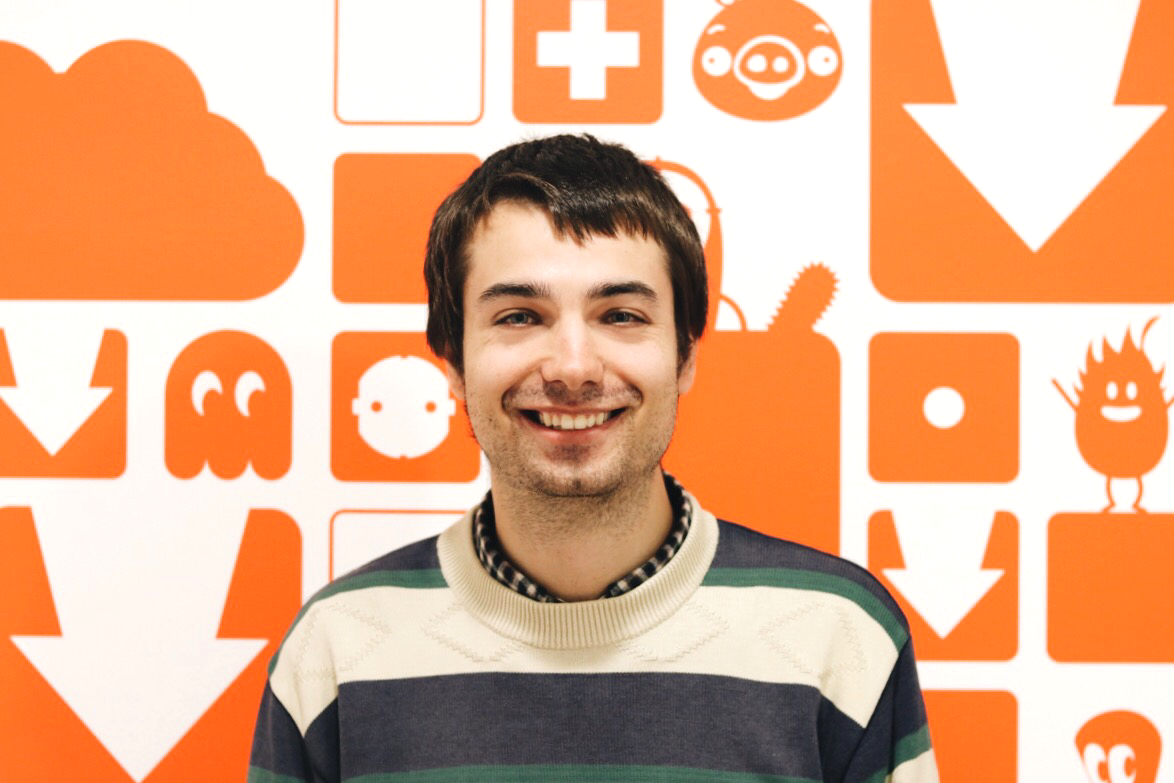 Meet the Aptoiders: Claudio Luís, Head of Web Development