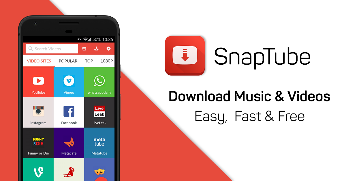 Our fave app this week: SnapTube