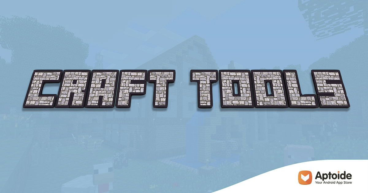 The best Craft Tools for MCPE of all time!