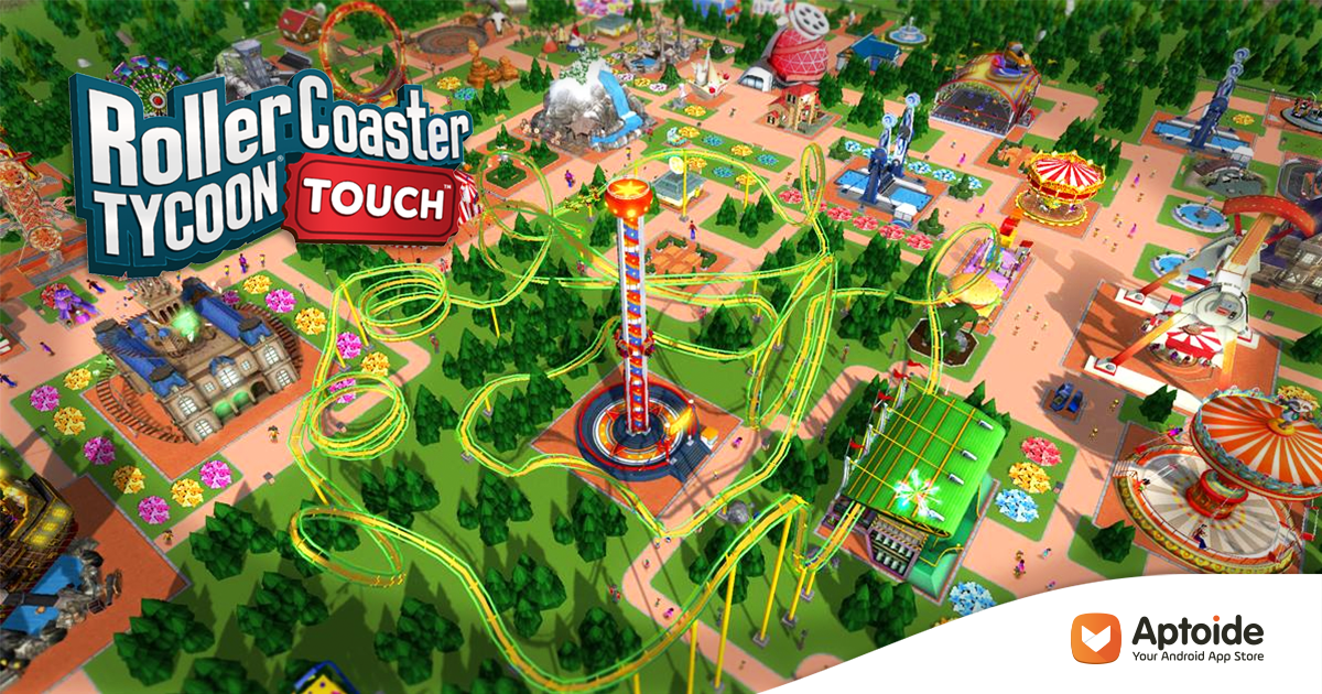 Everything You Need To Know About Rollercoaster Tycoon Touch