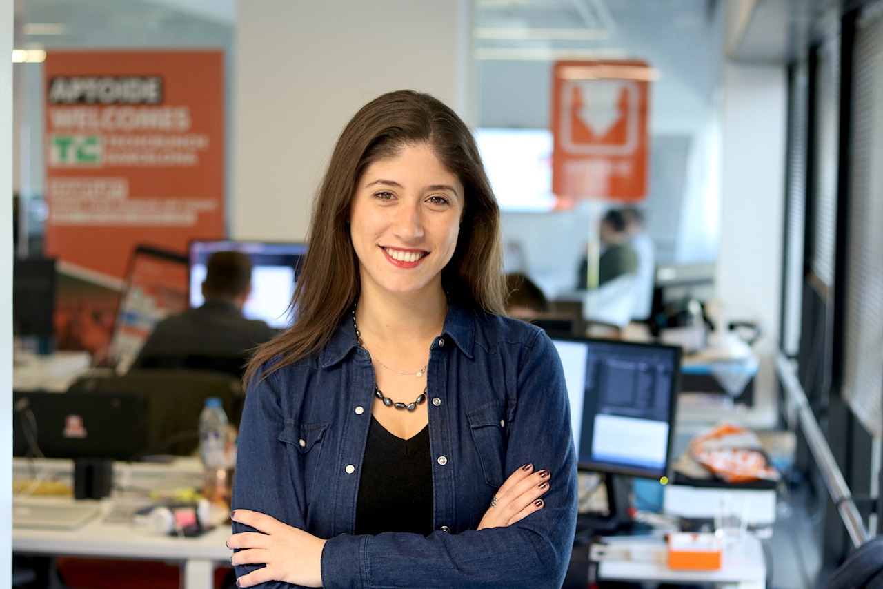 Meet The Aptoiders: Sara Ferrão Cardoso, Product Manager