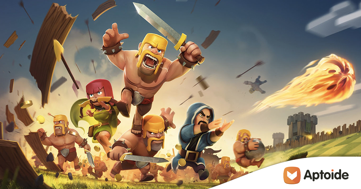 Top 9 Android Games Any Clash Of Clans Fan Will Love