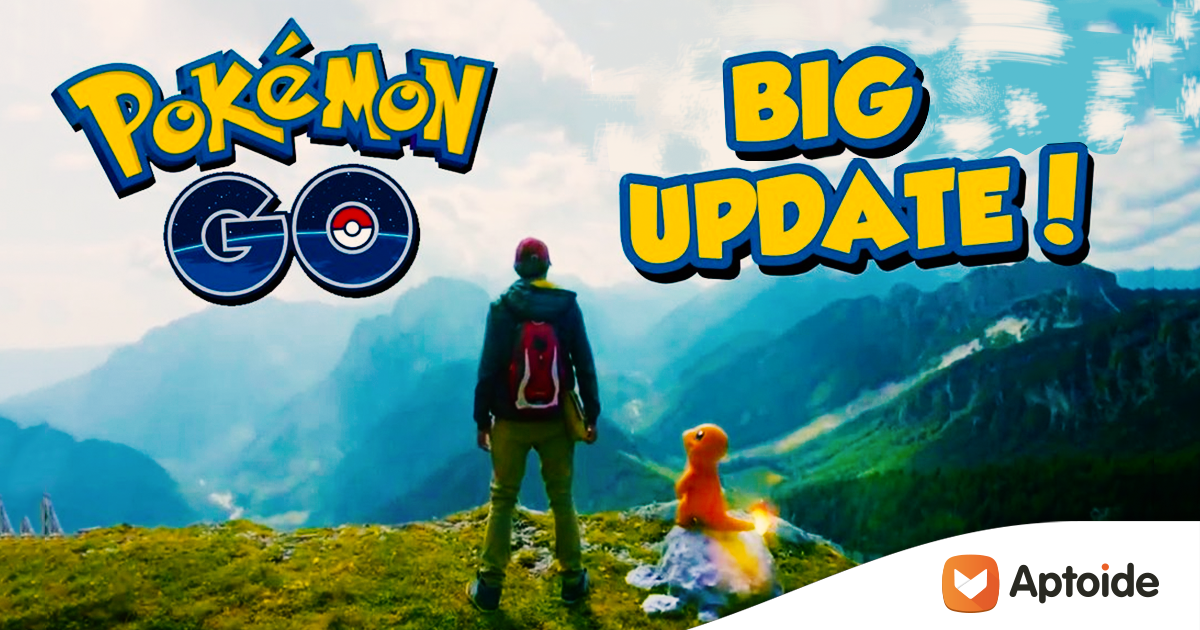 Pokémon Go: Raid Battles and New Gym Features are Now Live On Aptoide!