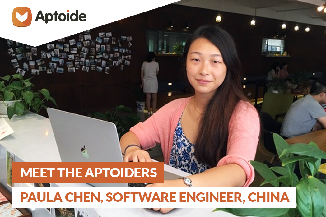 Meet The Aptoiders: Paula Chen, Software Engineer