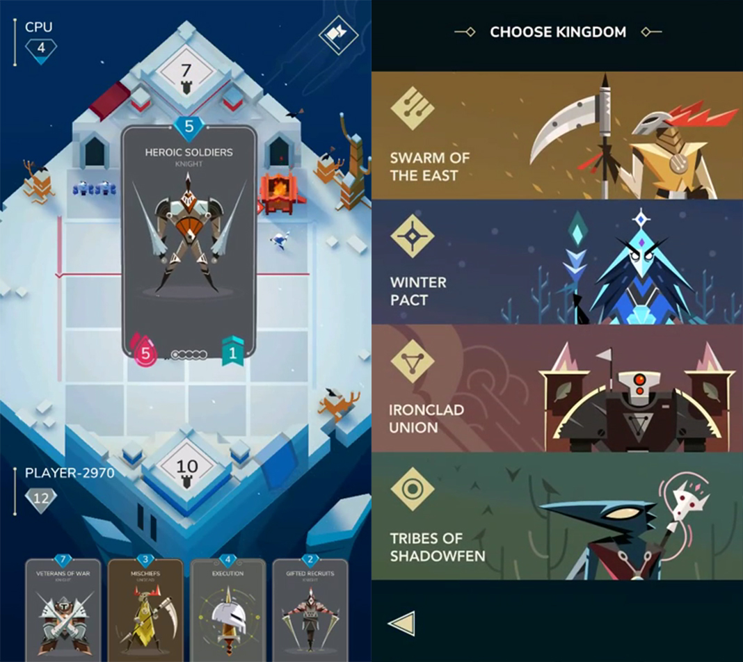 Could Stormbound Kingdom Wars Be The Next Clash Royale