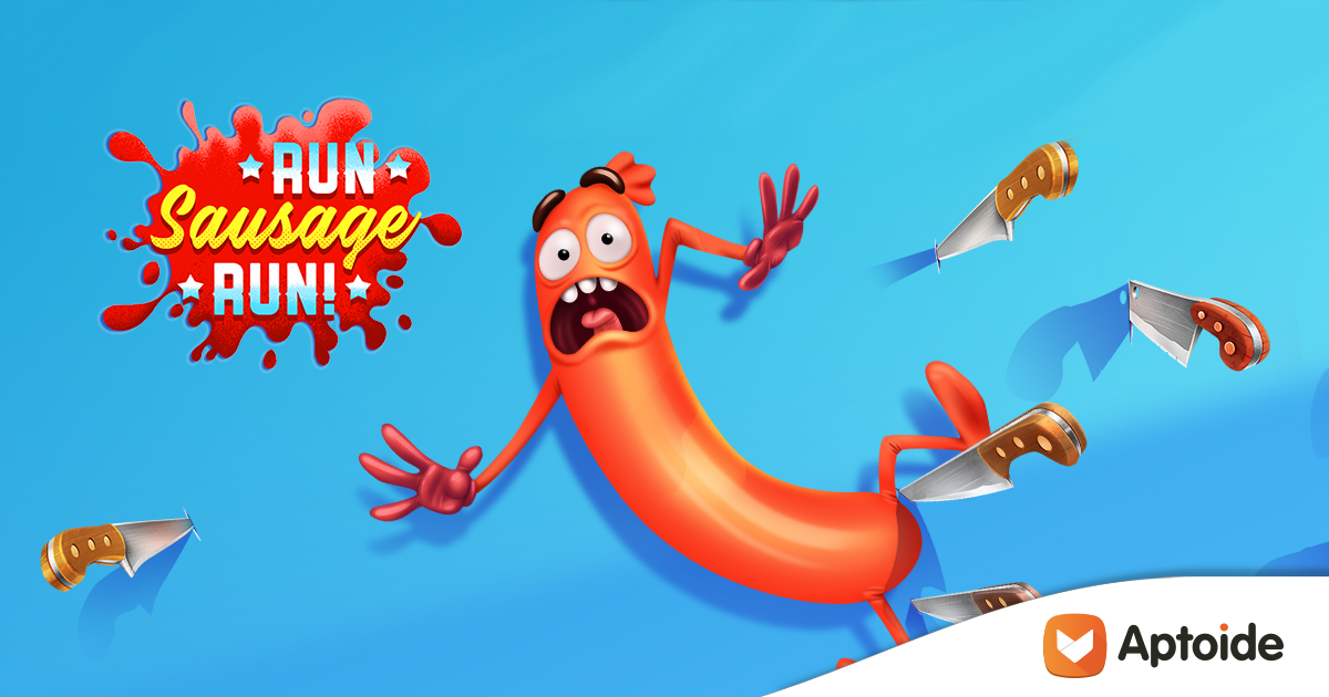 Game of The Week: Run, Sausage Run!