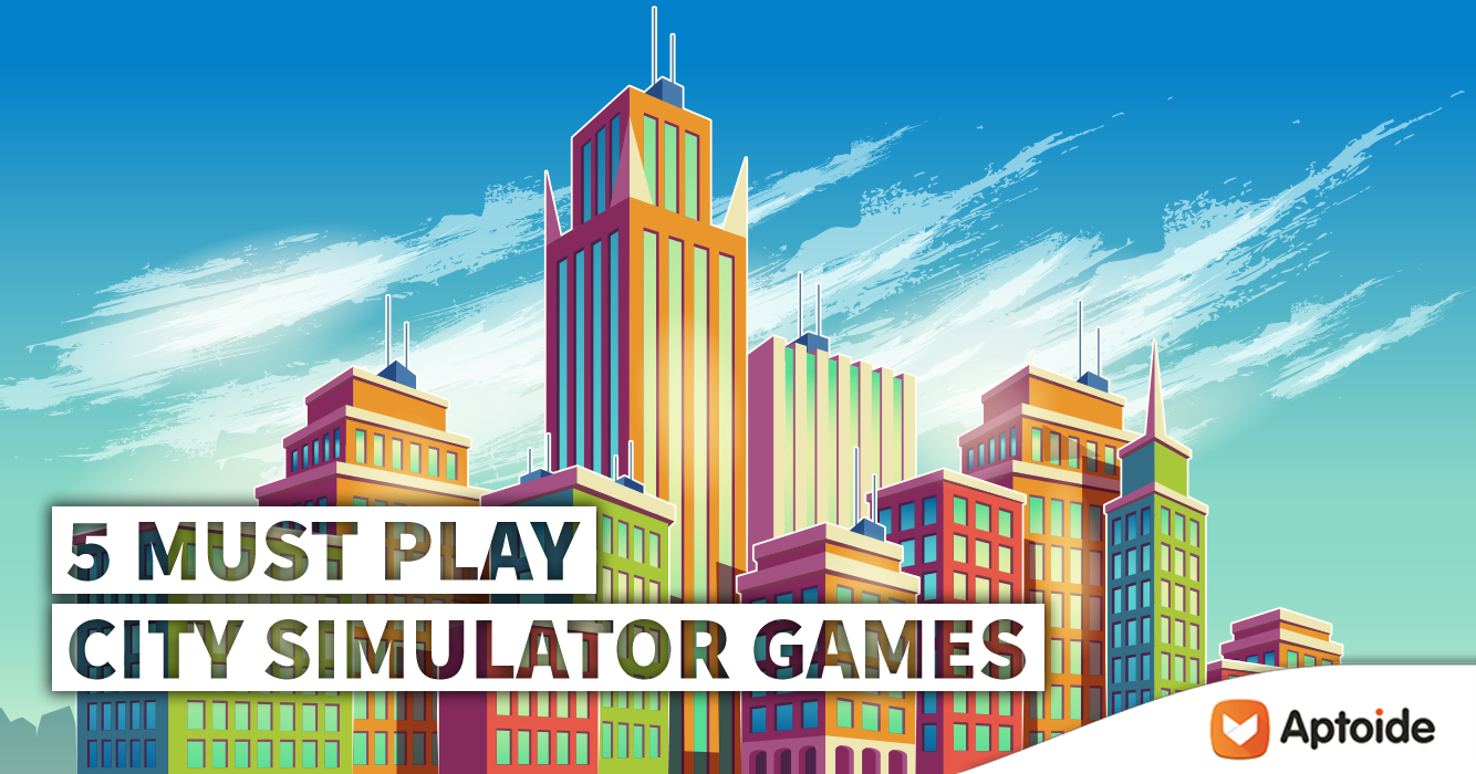 Top 5 City Building Games for Android