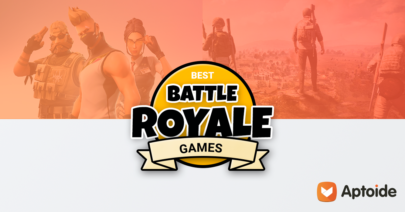 Biggest Battle Royale Games for Android!