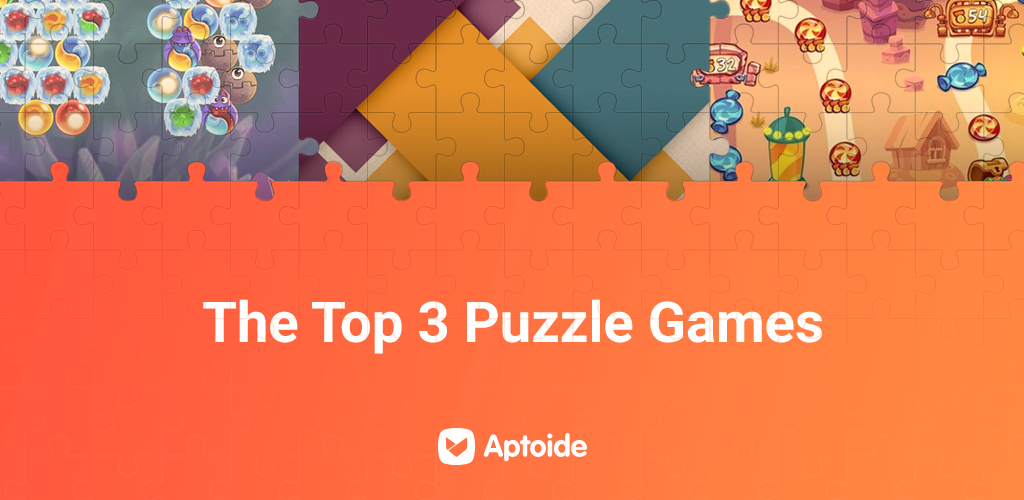 Top 3 Puzzle Games at Aptoide
