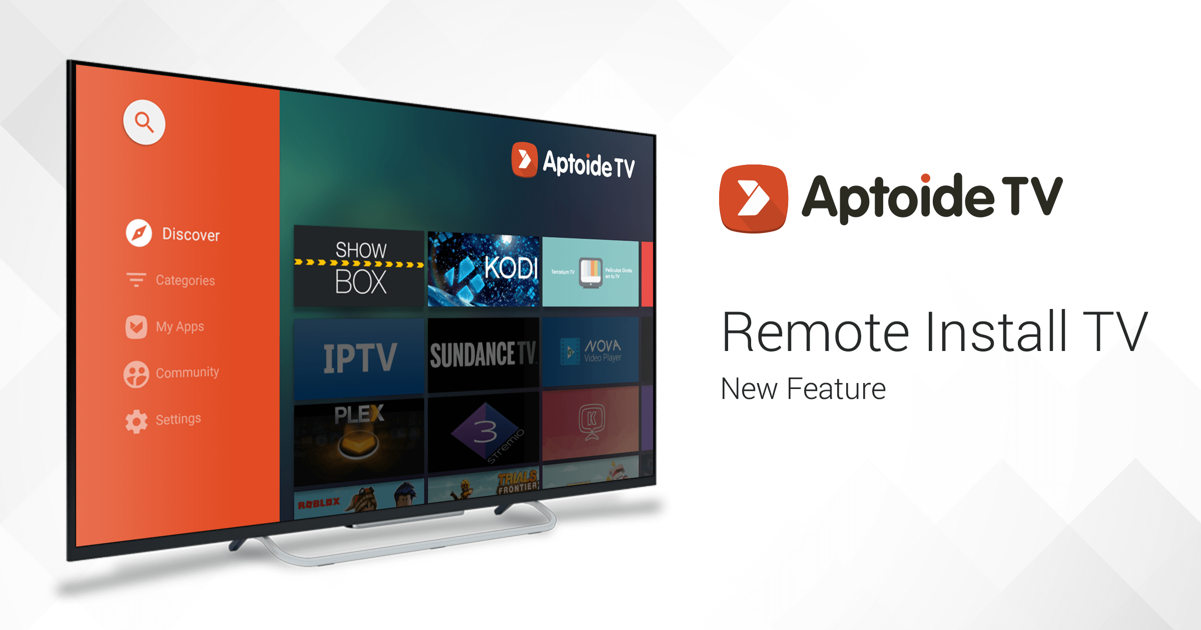 Install Apps On Your Android TV From Your Smartphone With AptoideTV - Updated!
